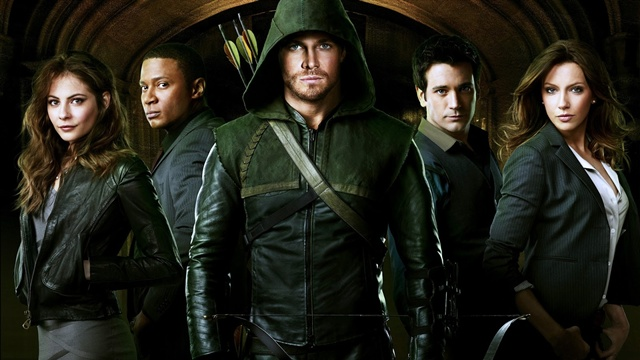Trailer de la segunda temporada de 'Arrow'