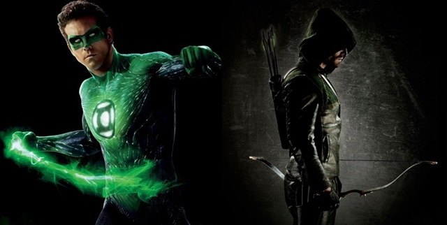 Nuevos superheroes en Arrow: Green Lantern