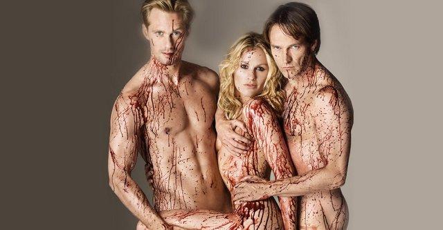 Anna Paquin desnuda en True Blood 6x06 La BiblioTeta