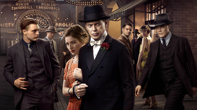 'Boardwalk Empire' renueva para la quinta temporada