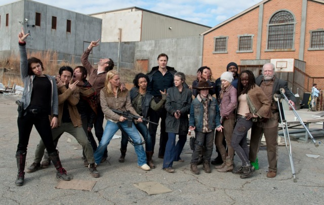Quinta temporada de 'The Walking Dead' confirmada