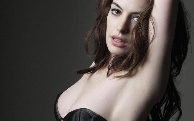 Fotos de Anne Hathaway desnuda circulan en la red
