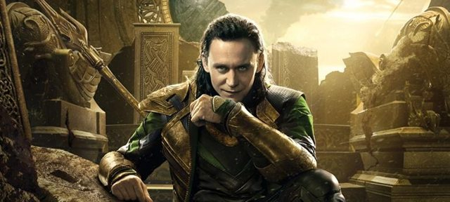 Tom Hiddleston es Loki en Comedy Central