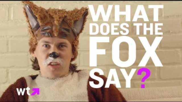 the fox de ylvis