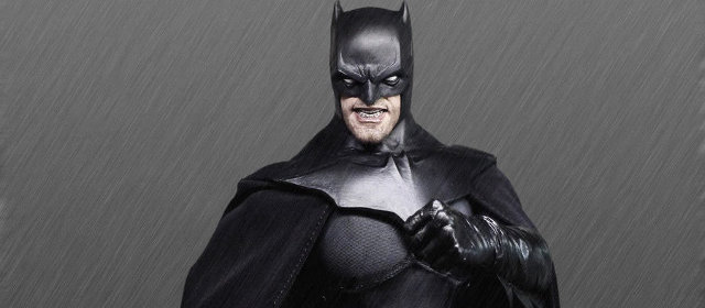 El traje de Ben Affleck en 'Batman Vs Superman'