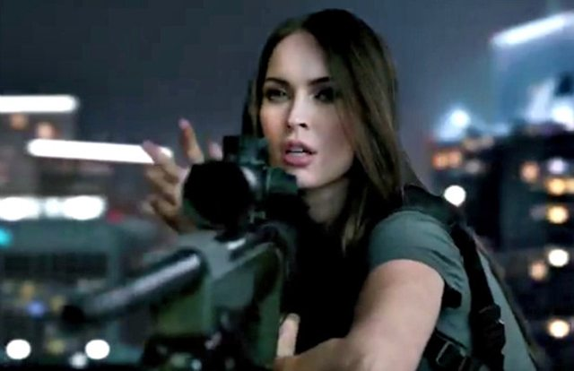 Megan Fox en 'Call of Duty: Ghosts'