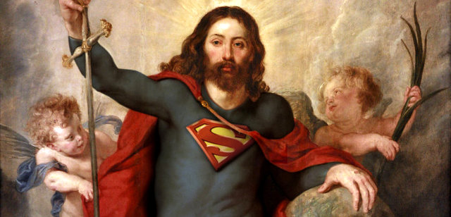 Los ingleses creen que Harry Potter y Superman son personajes de la Biblia