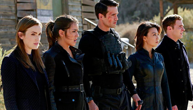 'Agents of SHIELD' renovada