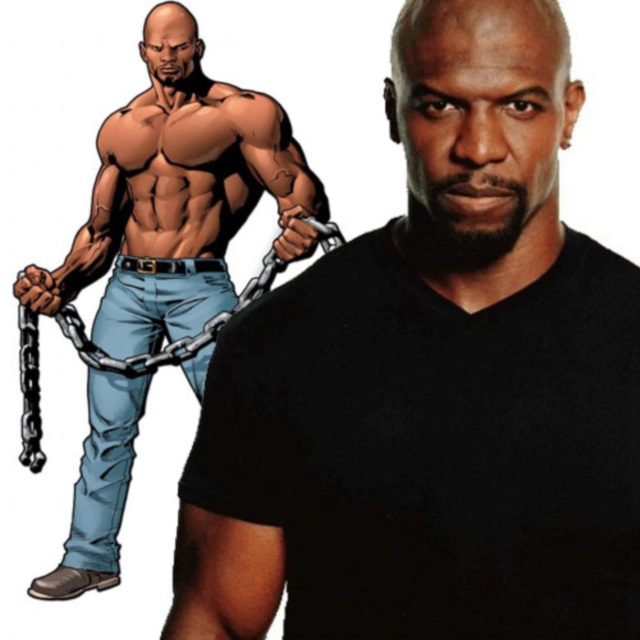 terry crews luke cage