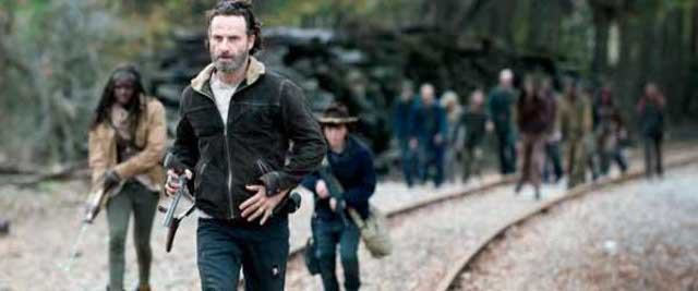 Teaser póster de la quinta temporada de 'The Walking Dead'