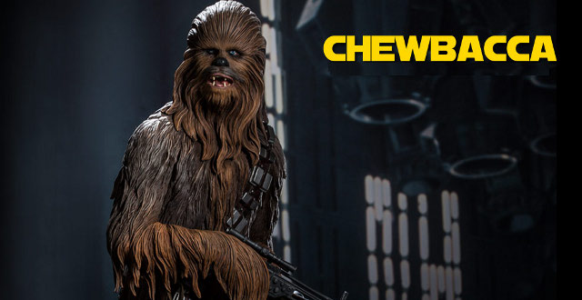 Confirmado Chewbaccca en 'Star Wars: Episodio VII'