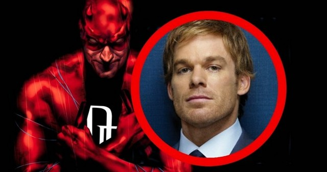 ¿Michael C. Hall será Daredevil?