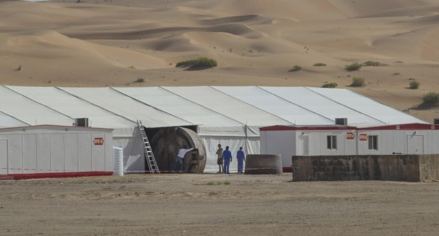 foto del set star wars 2014