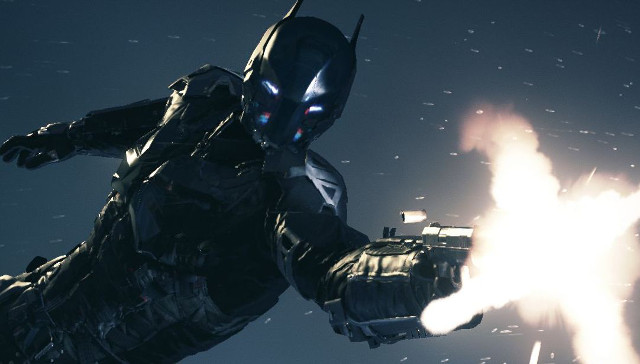 Gameplay trailer de 'Batman: Arkham Knight'