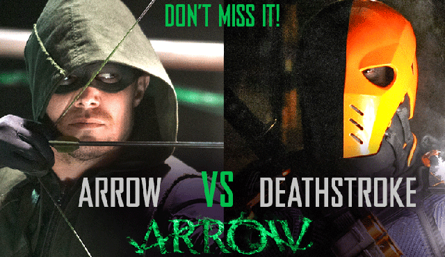 Final de la segunda temporada de 'Arrow'