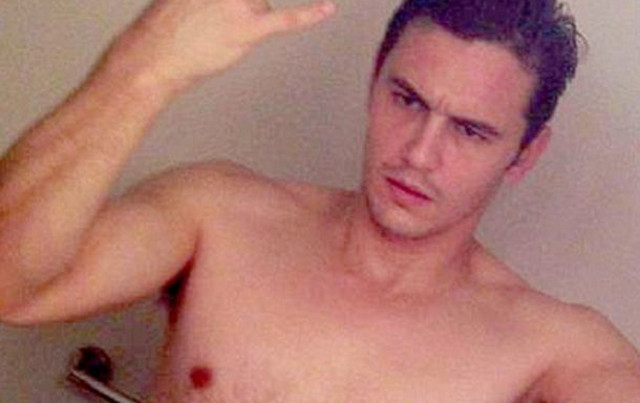James Franco desnudo en Instagram