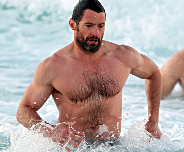 Hugh Jackman Full Frontal Nude -