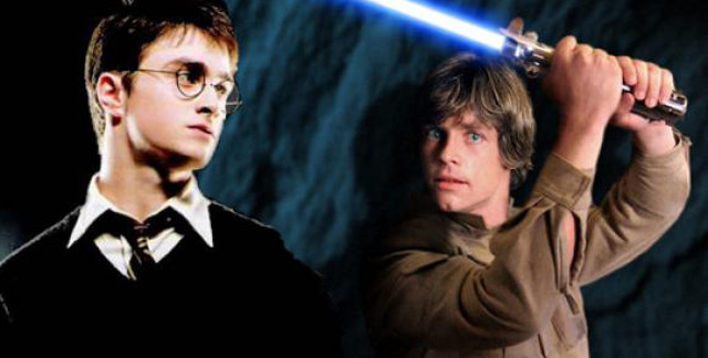 Star Wars contra Harry Potter