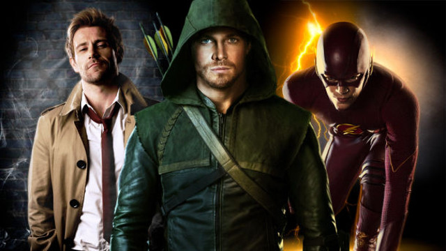 Fechas de estreno de The Flash, Arrow y Constantine