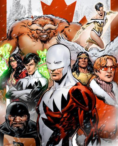 Nuevas series y películas de Marvel Studios registradas