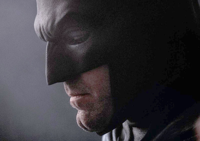 Nueva foto de Ben Affleck en 'Batman v Superman: Dawn of Justice'
