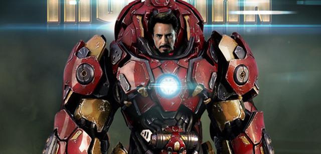 De la armadura hulkbuster de iron man en los vengadores 2 la era de