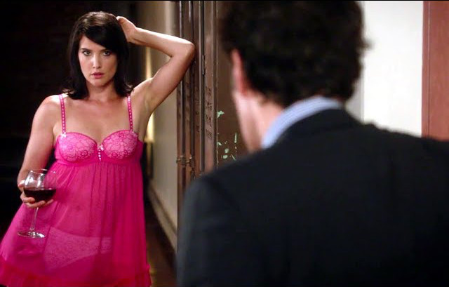 Cobie Smulders desnuda en 'They Came Together'