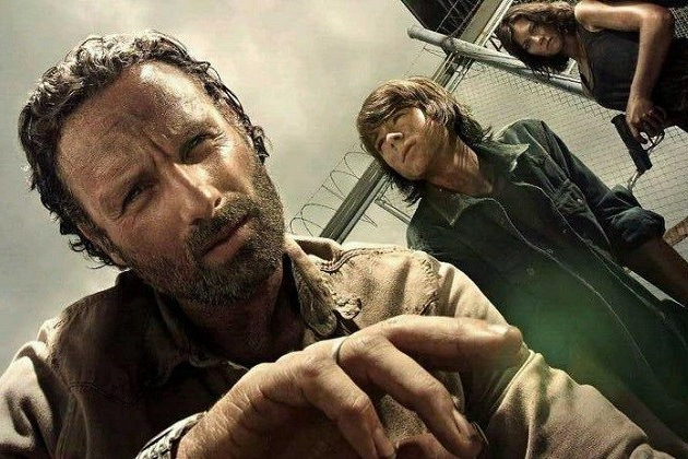 Primer adelanto de la quinta temporada de 'The Walking Dead'