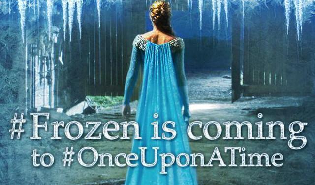 Actores de los personajes de \'Frozen\' en \'Érase una vez\' revelados ...