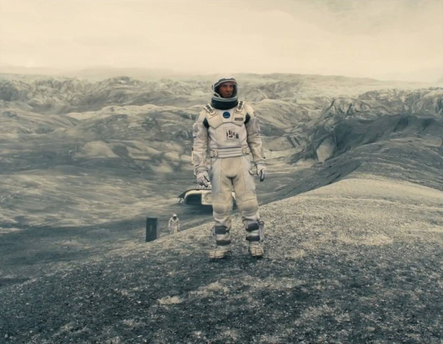Nuevo y definitivo trailer de 'Interstellar' de Christopher Nolan