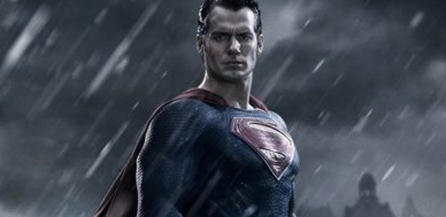 Primera foto de Superman en 'Batman v Superman: Dawn of Justice' (Oficial)