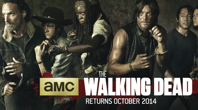 Trailer de la quinta temporada de 'The Walking Dead'