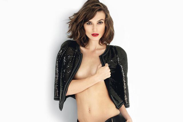 Fotos de Keira Knightley desnuda - Fotos y videos sin