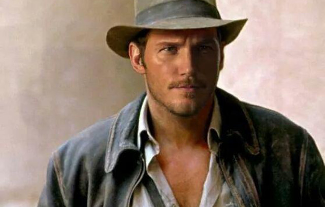 Chris Pratt, ¿nuevo Indiana Jones?