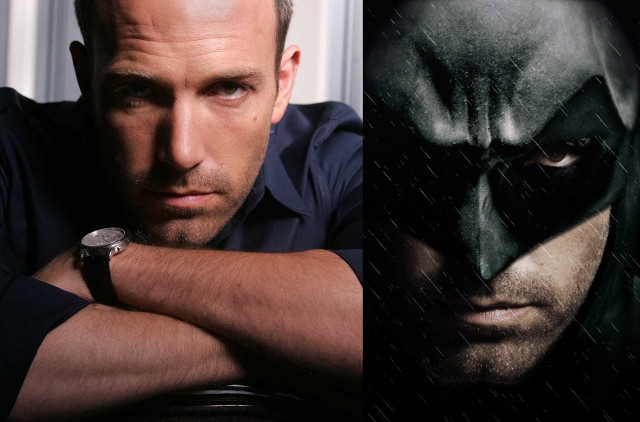 Ben Affleck es Bruce Wayne en un nuevo vídeo del rodaje de 'Batman v Superman: Dawn of Justice'