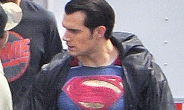 Primeras fotos de Henry Cavill como Superman en 'Batman v Superman: Dawn of Justice'