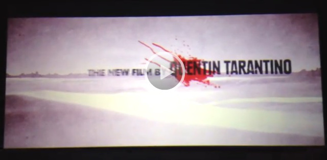 ¡Filtrado el teaser trailer de 'The Hateful Eight', la nueva de Tarantino!