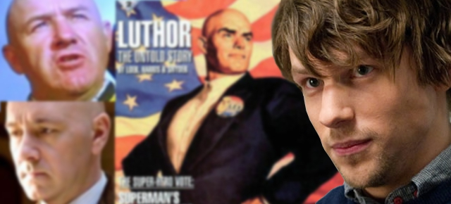 Primera foto de Jesse Eisenberg como Lex Luthor en 'Batman v Superman: Dawn of Justice'