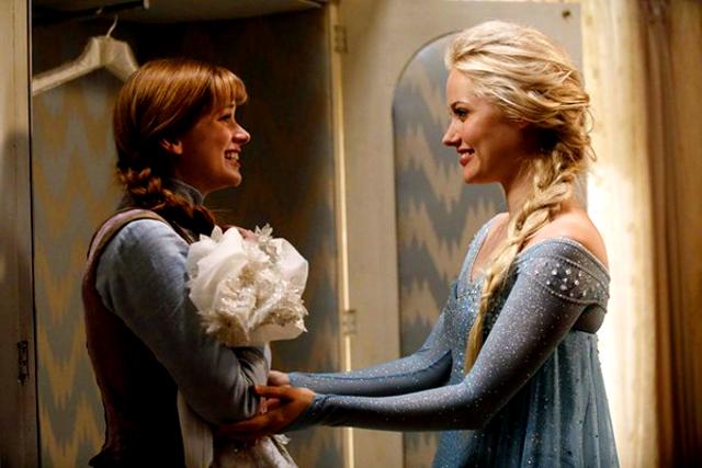 Trailer de la cuarta temporada de \'Érase una Vez\', Elsa lo ...
