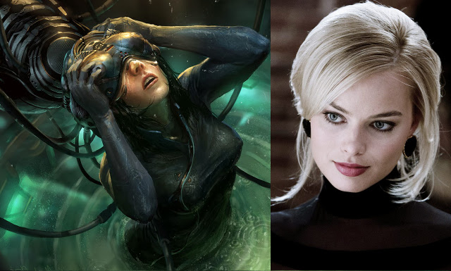 ¿La película de 'Ghost In The Shell' tendrá a Margot Robbie como protagonista?