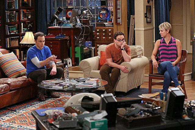 Primeras fotos de la octava temporada de 'The Big Bang Theory'