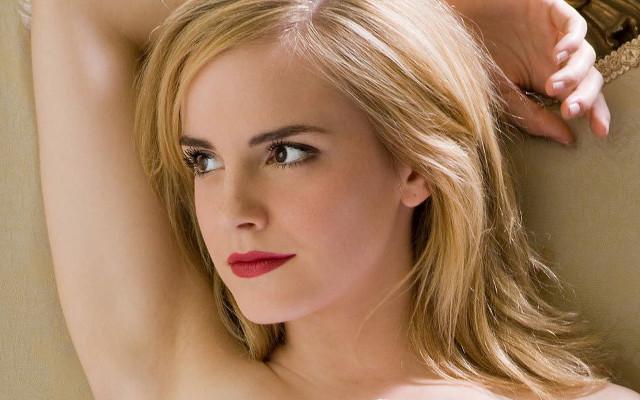 Emma Watson: filtran fotos íntimas de la actriz FOTOS