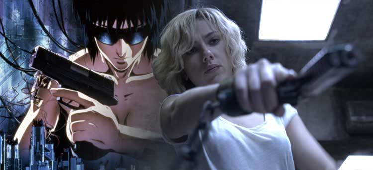 Scarlett Johansson protagonista de 'Ghost in the Shell', Margot Robbie se queda fuera