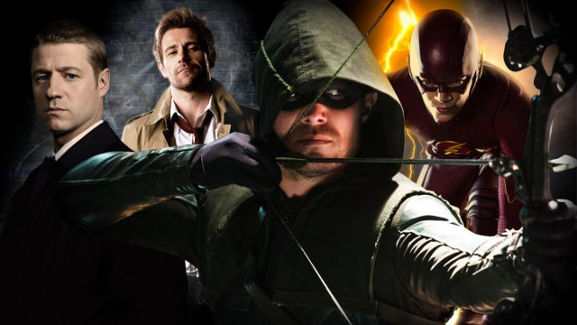 ¿Crossover entre 'Gotham' y 'Arrow'?