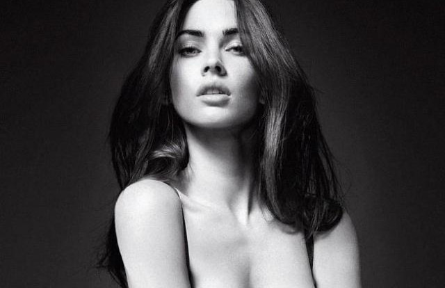 Megan Fox desnuda y liberal para Loaded Magazine