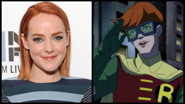 Confirmado: Jena Malone será Robin en 'Batman v Superman: Dawn of Justice'