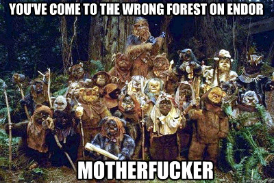 Habrá Ewoks en 'Star Wars: Episodio VII'