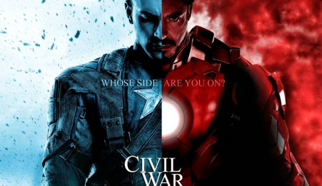 Primer anticipo de 'Capitán América 3: Civil War'