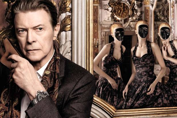 Escucha 'Tis A Pity She Was A Whore', nueva canción de David Bowie