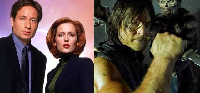 El crossover entre 'The Walking Dead' y 'Expediente X' que nunca hubieras imaginado